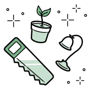 Haus / Garten / Werkstatt